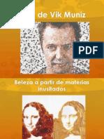 Vik Muniz e Arte Reciclado No Peru