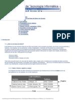 Curso Access XP (Univ.navarra)