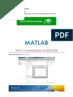 00 MATLAB Course - Part 1