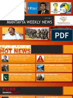 Weekly News Pilot Edition 1