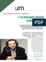 BI Piloter Managers It Technologies