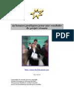 BI Conduite de Projet Décisionnel Bonnes-pratiques