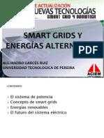 Smart Grids y Renovables