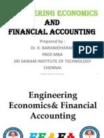 DFS - BE (CS/IT) - EE&FA/C - DR.K.BARANIDHARAN, SRI SAIRAM INSTITUTE OF TECHNOLOGY, CHENNAI