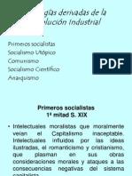 Ideologías Derivadas de La Revolución Industrial