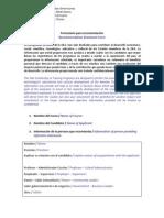 (232588010) Formulario de Recomendación