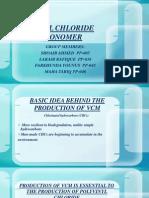 Vinyl Chloride Monomer