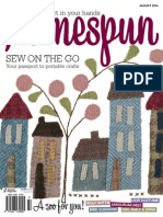 Australian Homespun - August 2014
