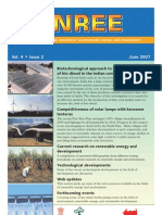 A Quarterly Electronic Newsletter on Renewable Energy and Environment