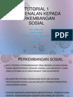 perkembangan sosial kanak - kanak