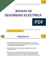 Medidas Seguridad Electr