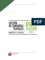 Gestión de Compañías Teatrales _ PROTEATRO CHILE