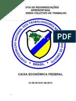 Acordo Coletivo 2012 2013