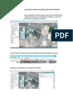 Procedimiento Para La Ubicación de Parcelas en Google Earth Para Compartir