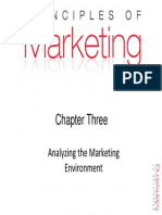 Chap3-Analyzing the Marketing Environment