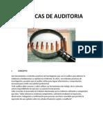 Técnicas de Auditoria - Irvihg