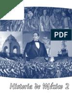 Historia de México II Libro