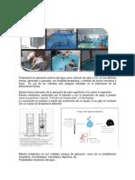 Hidroterapia exposicion