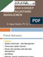 1 Peran Dan Konsep Dasar Akuntansi Manajemen