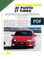 Fiat Punto GT - Impianto Di Alimentazione E Accensione Bosch Motronic M2.7