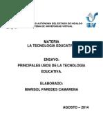 Act. 2.4 Ensayo_Marisol Paredes