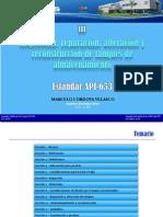 INEGAS - Equipos Estaticos Tanques. - CAP-III