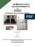 Manual Do Aquecedorsolar v3 0