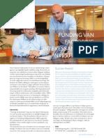 DBS2 - Funding van factoring interessant voor investeerders