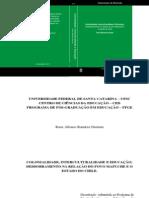 2011-Guzman-Colonialidade, Interculturalidade e Educação Povo Mapuche Chile - OTIMO
