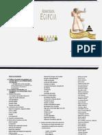 Tríptico Módulo III Psicoaromaterapia Nivel II