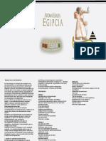 Tríptico Kinesiología y Aromaterapia