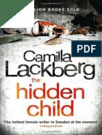 The Hidden Child - Camilla Lackberg