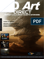 3D Art Direct - Issue 36, January 2014