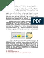 Configuração de Cliente PPPoE Em Roteadores Cisco