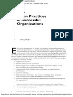 Seven Practices