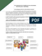 Actividades de Contextualización e Identificación de Conocimientos Necesarios Para El Aprendizaje. (1)