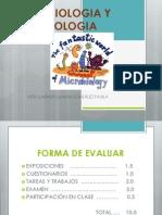 Microbiologia y Parasitologia Presentacion
