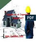 Quién Es El Ingeniero Inspector..