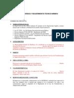 Terminos de Referencia Huallanca