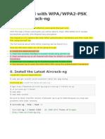 Crack Wi-Fi With WPA_WPA2-PSK Using Aircrack-ng