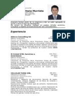 KENT CV
