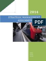 uniliver strategic management analysis