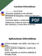 Funciones Excel 2010