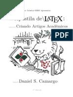 LaTeX - Apostila - Criando Artigos Acadêmicos _ Daniel Camargo - Academia