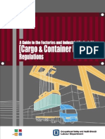 Cargo Container Handling