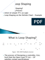 Loop Shaping