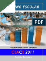 rankingescolarclace2011-120201125821-phpapp01