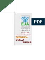 UE5 - EF - 6º série - A Natureza do Território Brasileiro