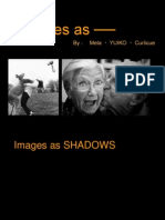 VC-Images as shadows/information/lies/truth/...