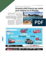 Promocion en La Prensa